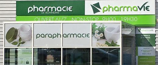 Pharmacie Bonnemie,ST-PIERRE-D'OLERON